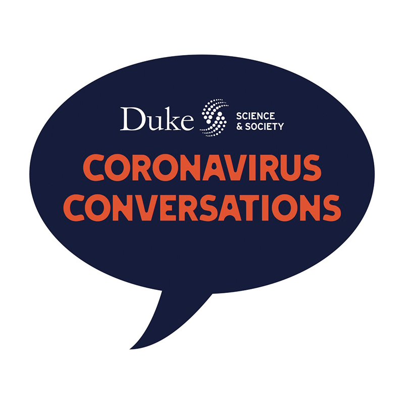 Coronavirus Conversations Hosted by Science & Society