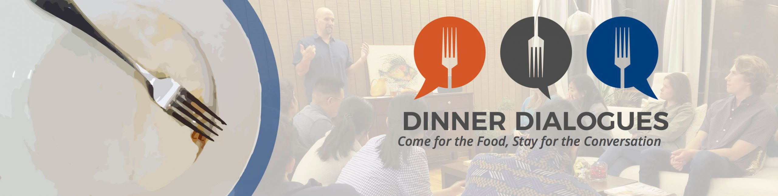 Dinner Dialogues: Come for the Food, Stay for the Conversation