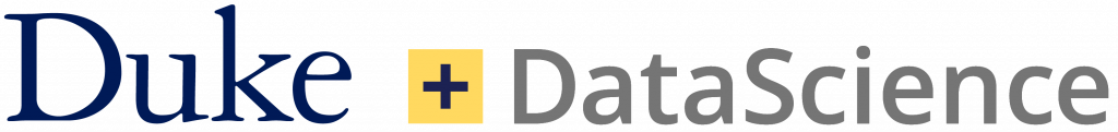Duke Data+ Logo