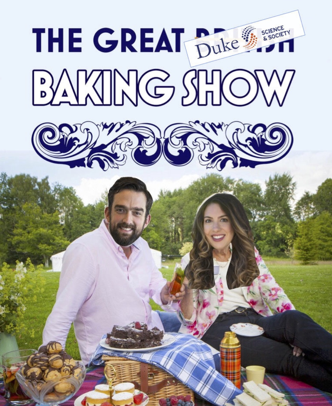 The Great Science & Society Baking Show