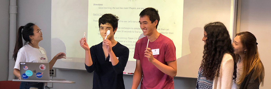 """Huang Fellows 2018 Science Kits for Kids Competition"""" width="""