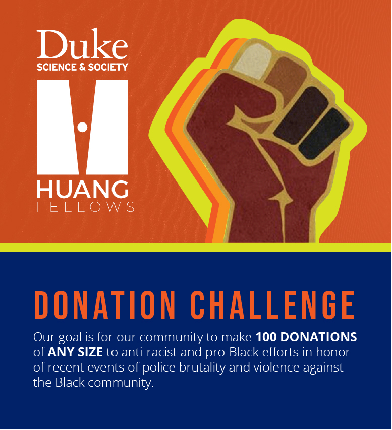 Huang Fellows Donation Challenge