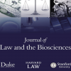 Journal of Law and the Biosciences Cover