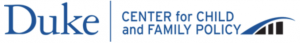 Duke Center for Child and Family Policy Logo