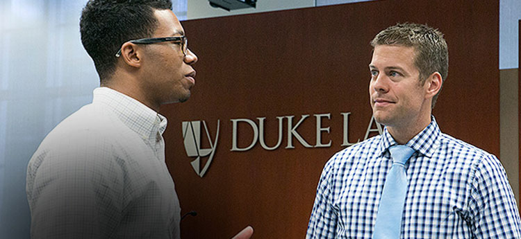 Duke JD/MA Program - students