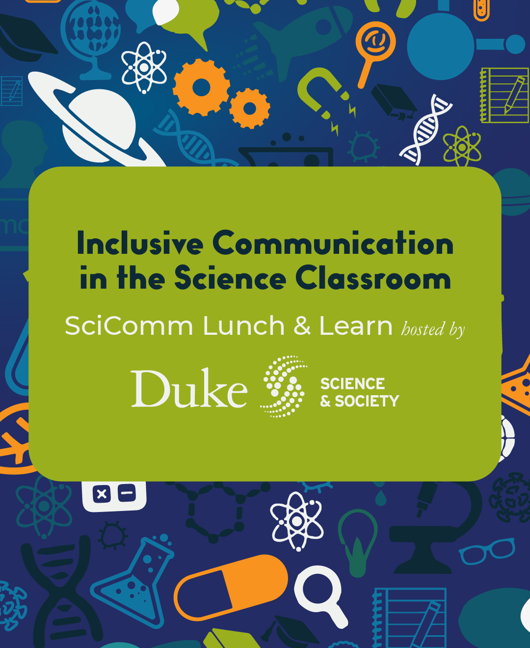 Inclusive Communication in the Science Classroom